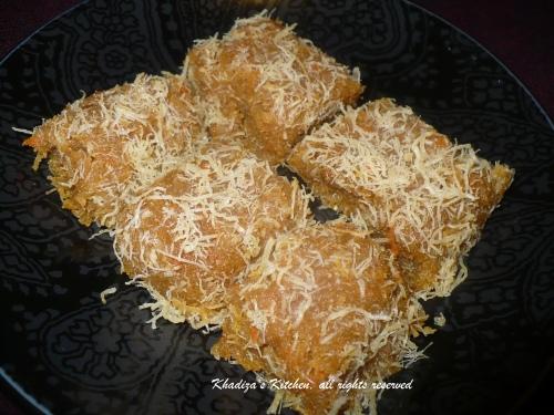 Tri-ratna mithai/sweet