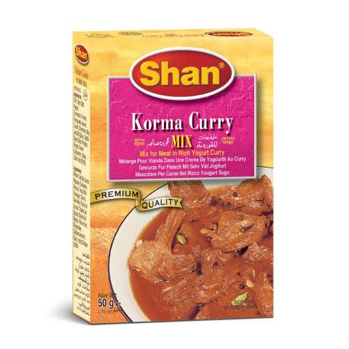 Korma-Curry