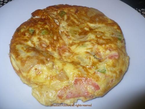Tortilla de Patata / Spanish omelette
