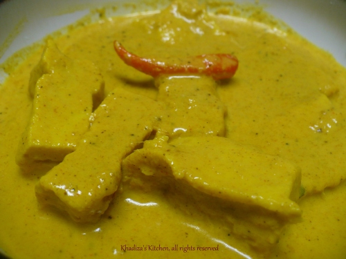 My special egg kofta in coconut milk , mustard gravy!!!!!!!!!!!!!