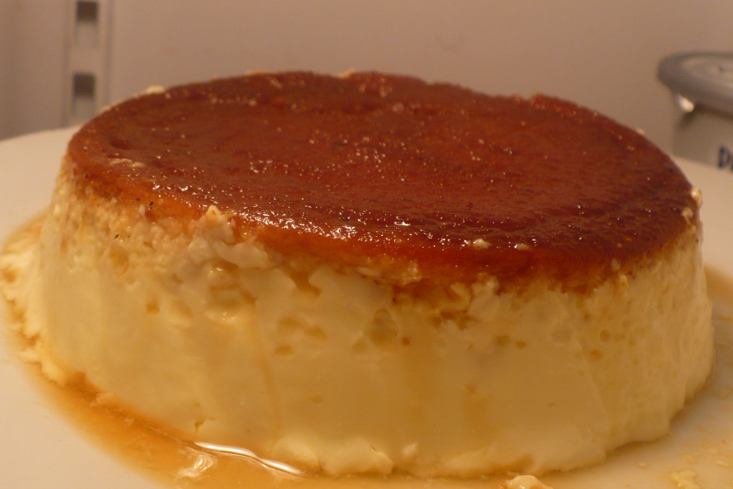 Pudding/ Cream caramel/ Flan | Khadiza's Kitchen