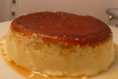 Pudding/ Cream caramel/ Flan