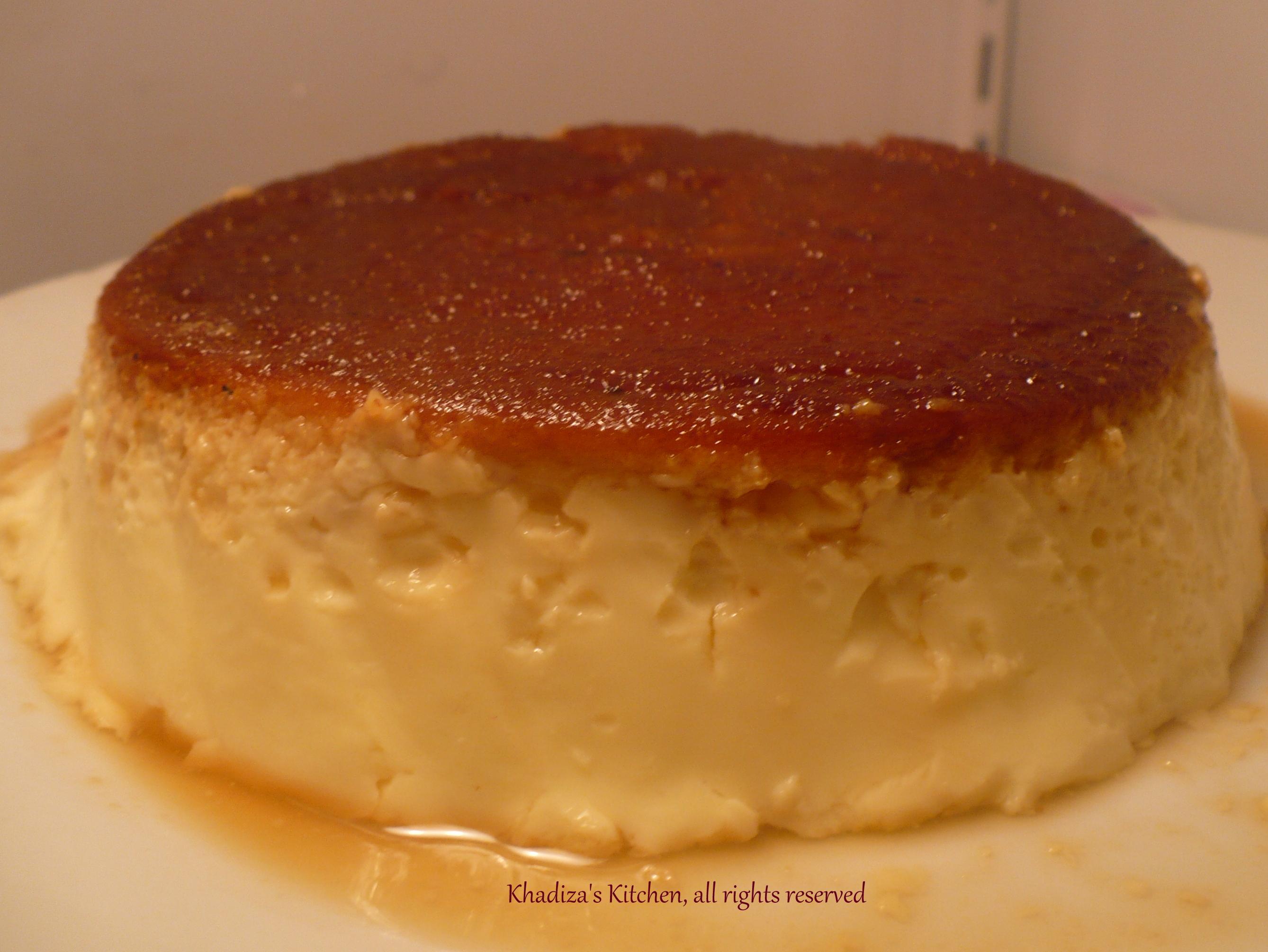 Creamy Caramel Flan Recipe — Dishmaps