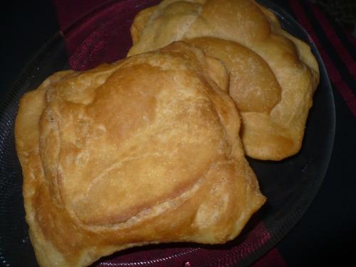 Poori-paratha