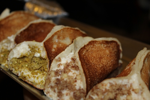 Atayef- Asafeeri , the exotic Arabic pancake