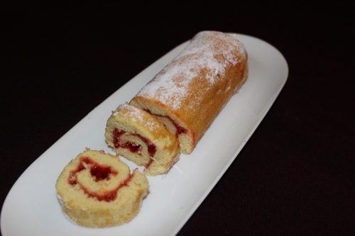 Jam Roll / Swiss Jam Roll / Jelly Roll