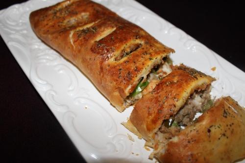Stromboli , Folded Pizza