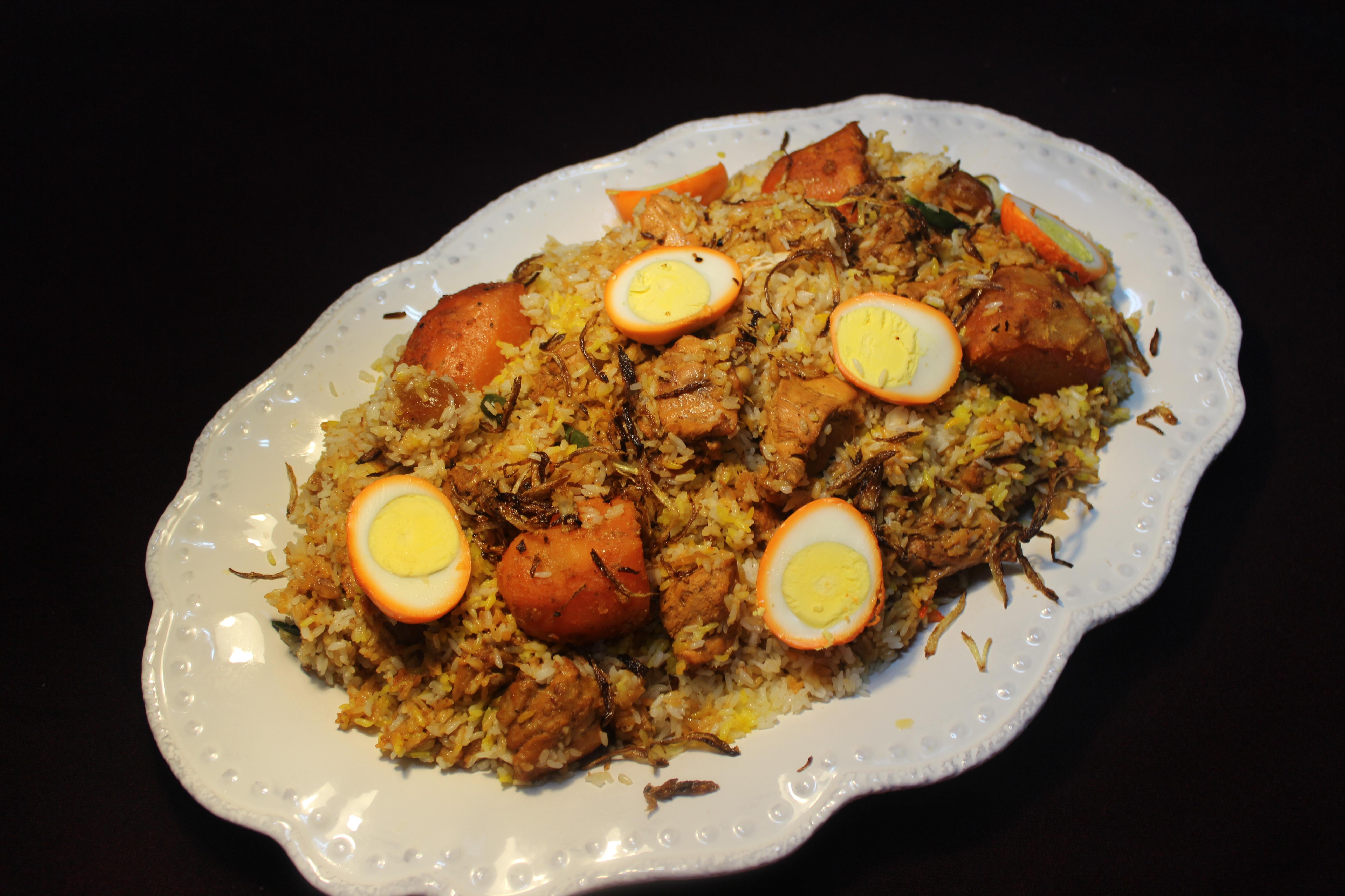 Shahjahani Biriyani | Khadiza's Kitchen
