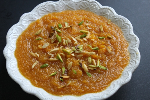Image result for yello halwa