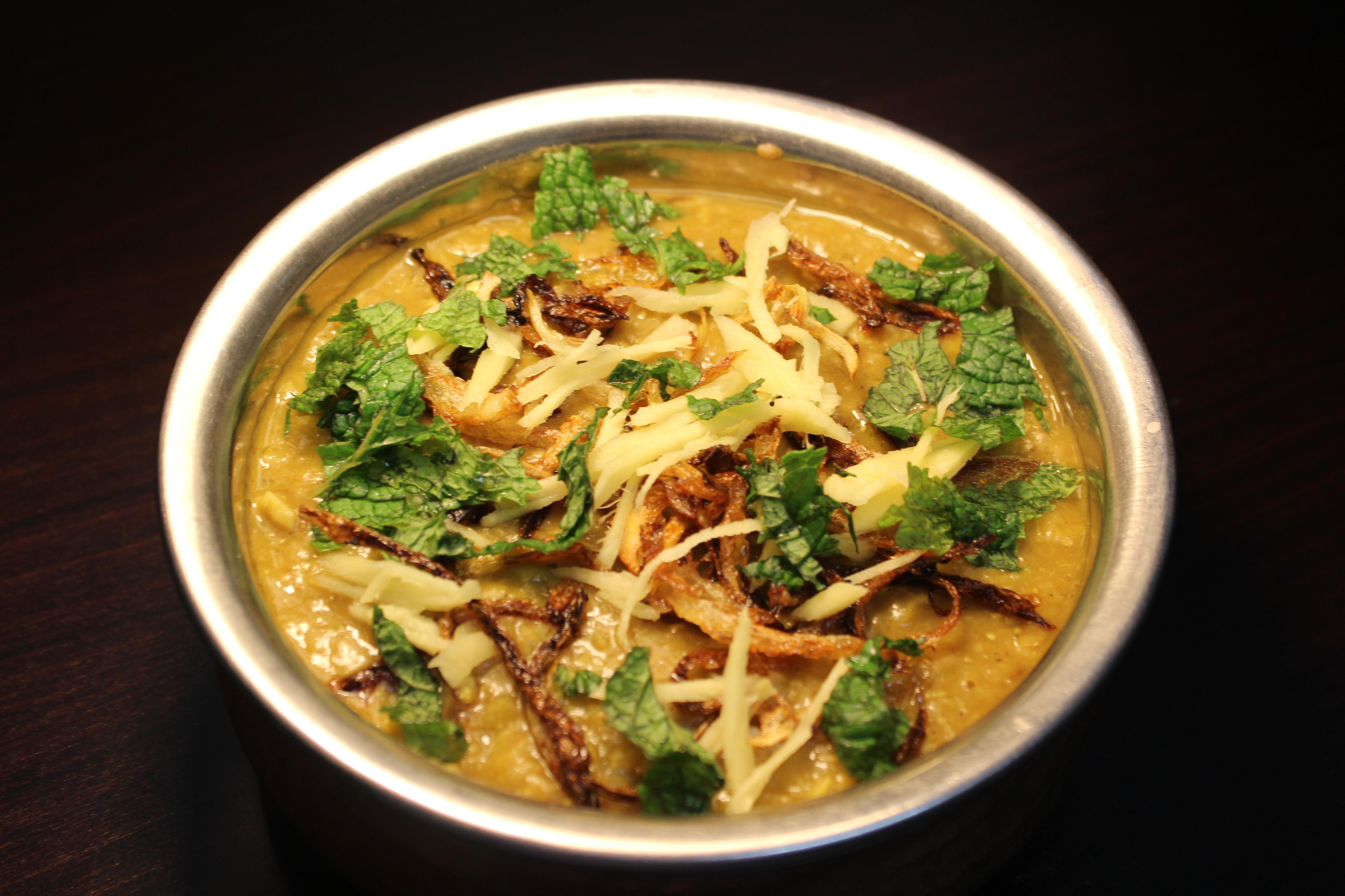 Hyderabadi Mutton Haleem Recipe-How to make mutton haleem