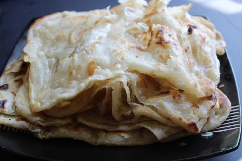 Malaysian Paratha - Roti canai