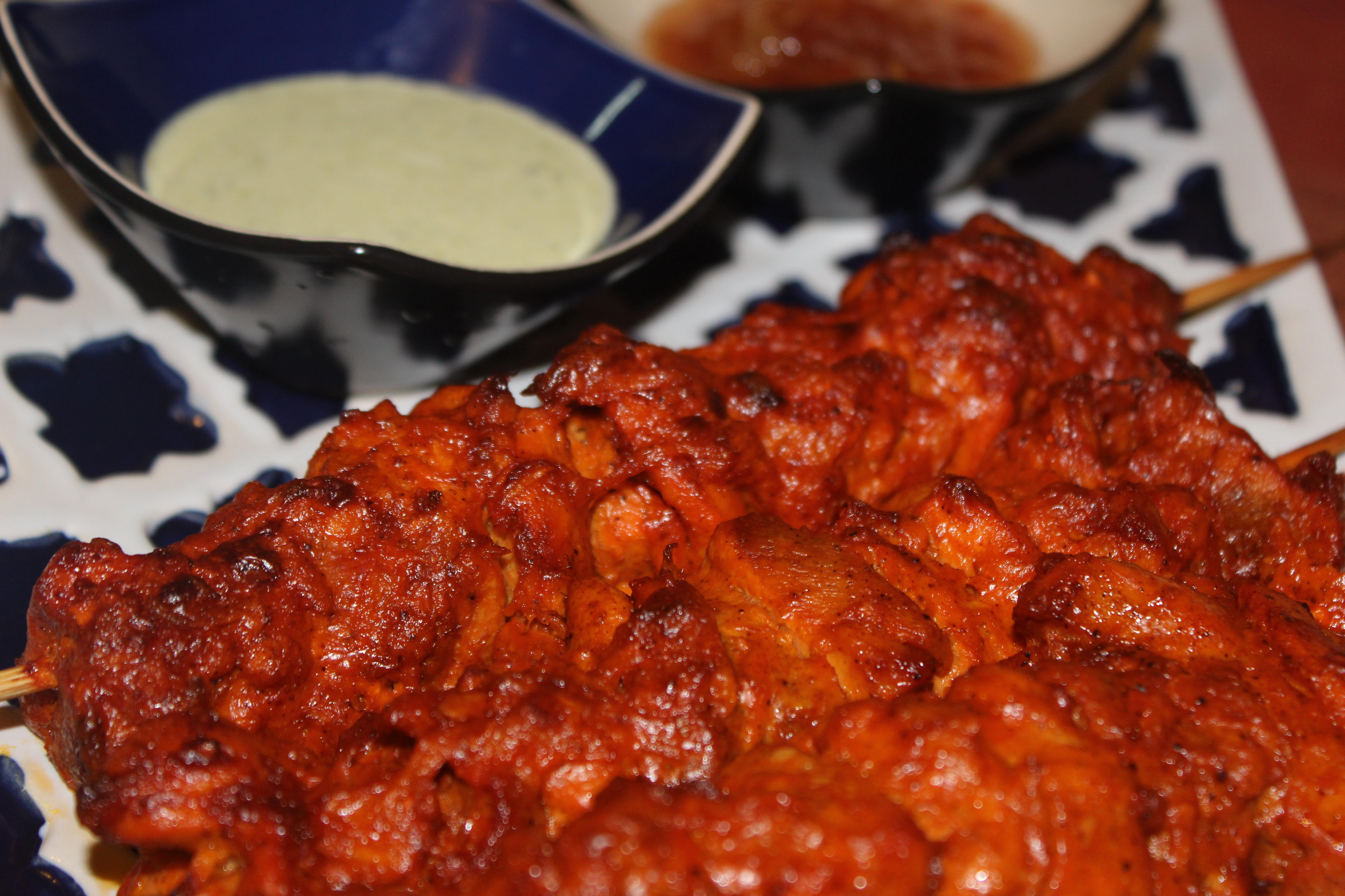 Chicken Tikka Boti Or Chicken Kathi Kabab Khadiza S Kitchen