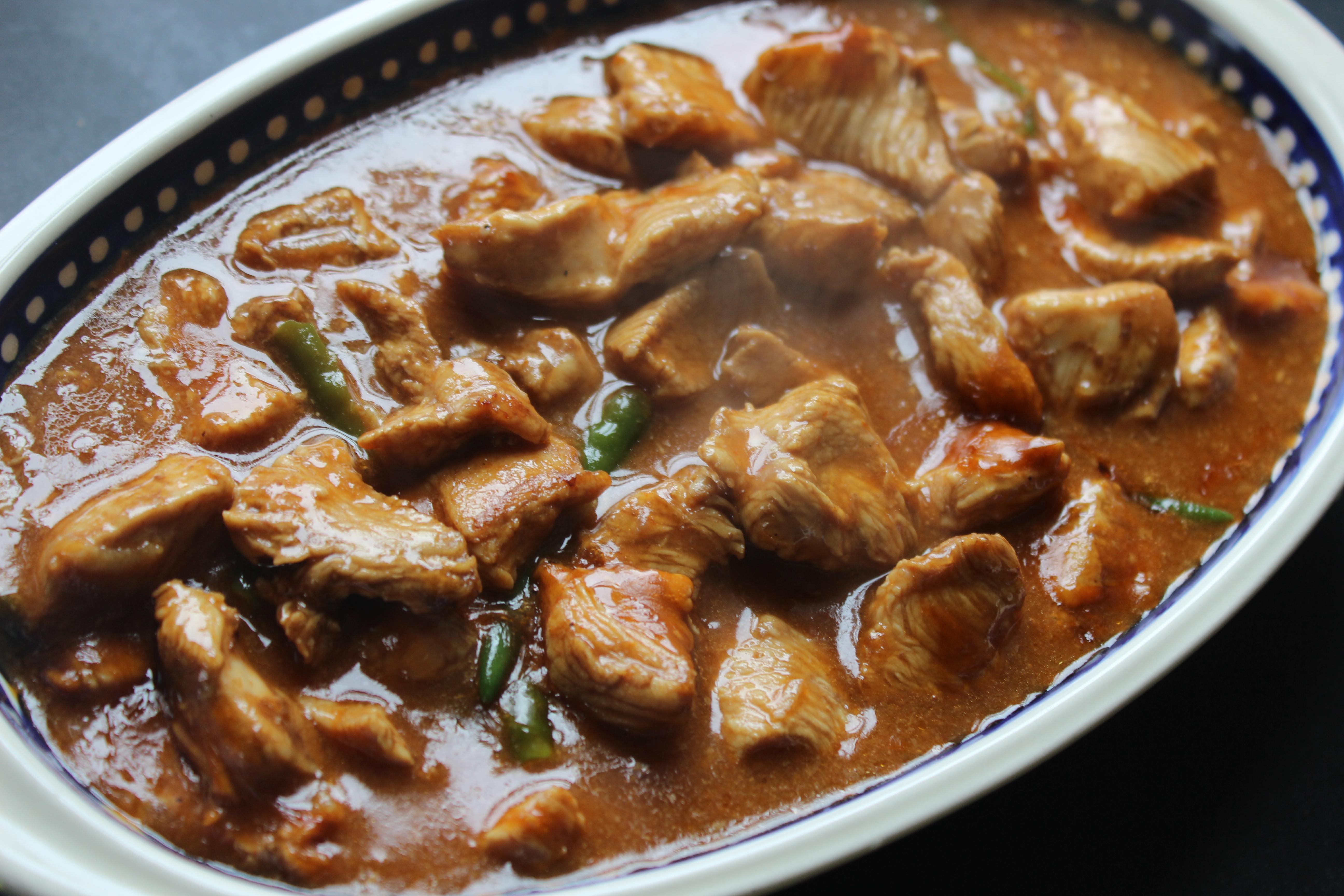 Chicken manchurian khadizas kitchen 004 forumfinder Image collections